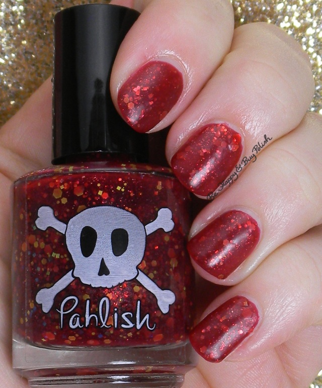 Pahlish Sitting in the Apple Barrel matte | Be Happy And Buy Polish