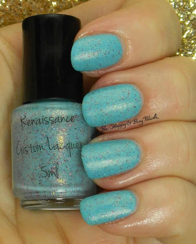 Renaissance Cosmetics Reverie matte | Be Happy And Buy Polish