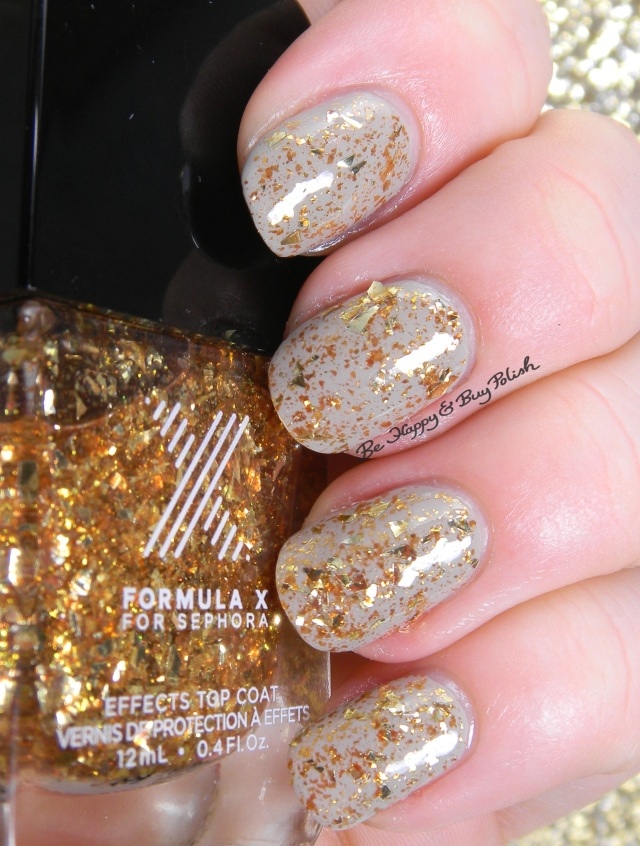 Sephora Formula X Out of Sight over Dynamic | Be Happy And Buy Polish