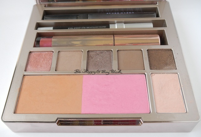 Urban Decay Naked On the Run makeup palette | Be Happy And Buy Polish