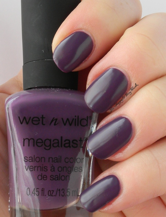 Wet N Wild Careful, It's Vine-tage | Be Happy And Buy Polish