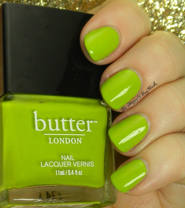 butter LONDON Jaded Jack | Be Happy and Buy Polish