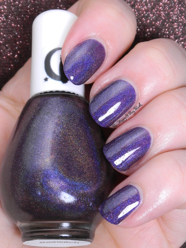 Carpe Noctem Cosmetics Seawitch | Be Happy and Buy Polish