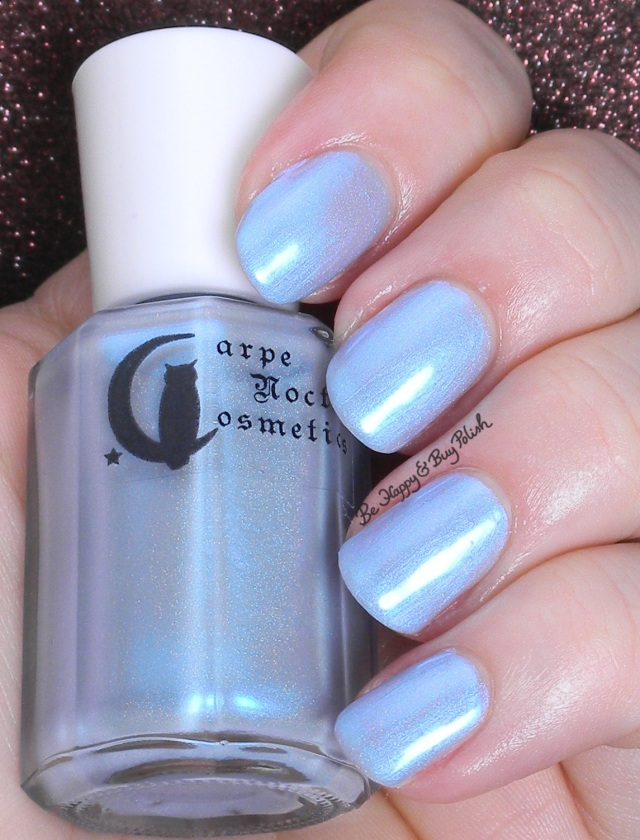 Carpe Noctem Cosmetics Under a Glass Moon | Be Happy and Buy Polish