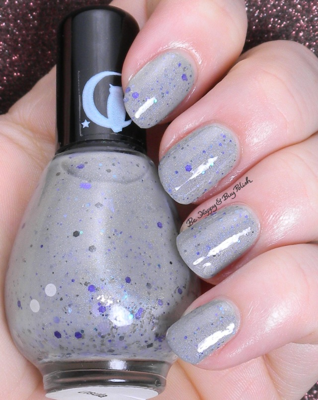 Carpe Noctem Cosmetics Ursula | Be Happy and Buy Polish