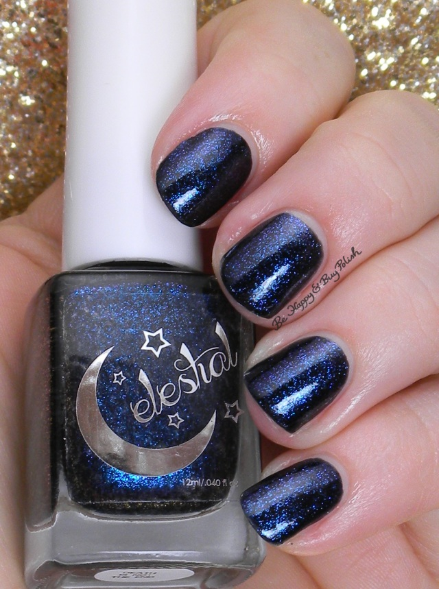 Celestial Cosmetics Death Is Not The End   Be Happy and Buy Polish