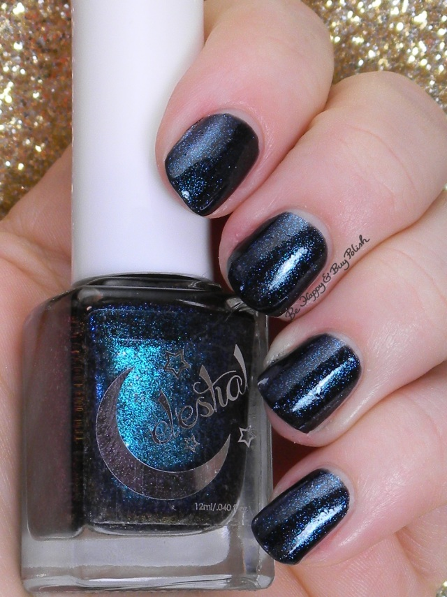 Celestial Cosmetics Sparks Fly Out   Be Happy and Buy Polish