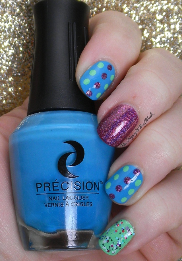 Dotticure Skittlette NOTD | Be Happy And Buy Polish