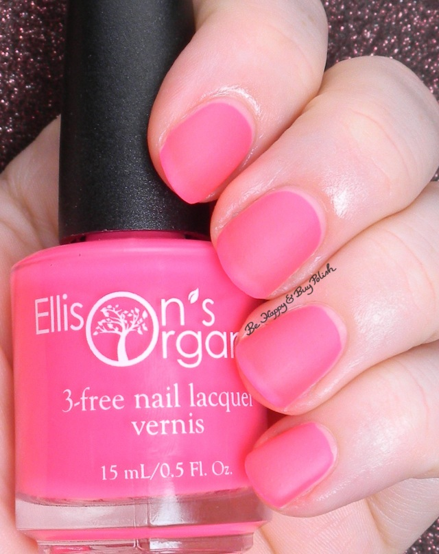 Ellison's Organics Dazzling | Be Happy and Buy Polish