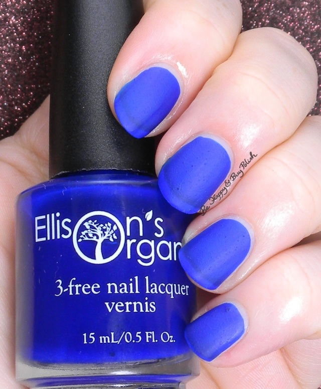 Ellison's Organics Enchanting | Be Happy and Buy Polish