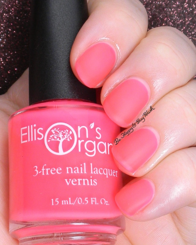 Ellison's Organics Stunning | Be Happy and Buy Polish