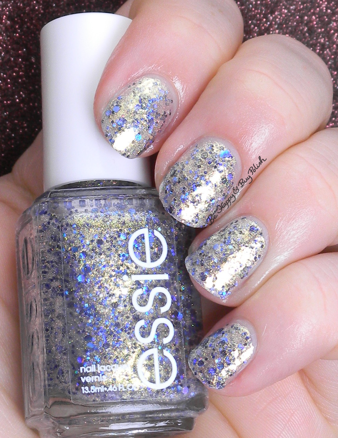 essie On a Silver Platter swatches + review | Be Happy and Buy Polish