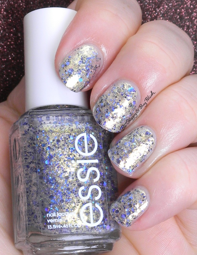 essie on a silver platter | Be Happy and Buy Polish