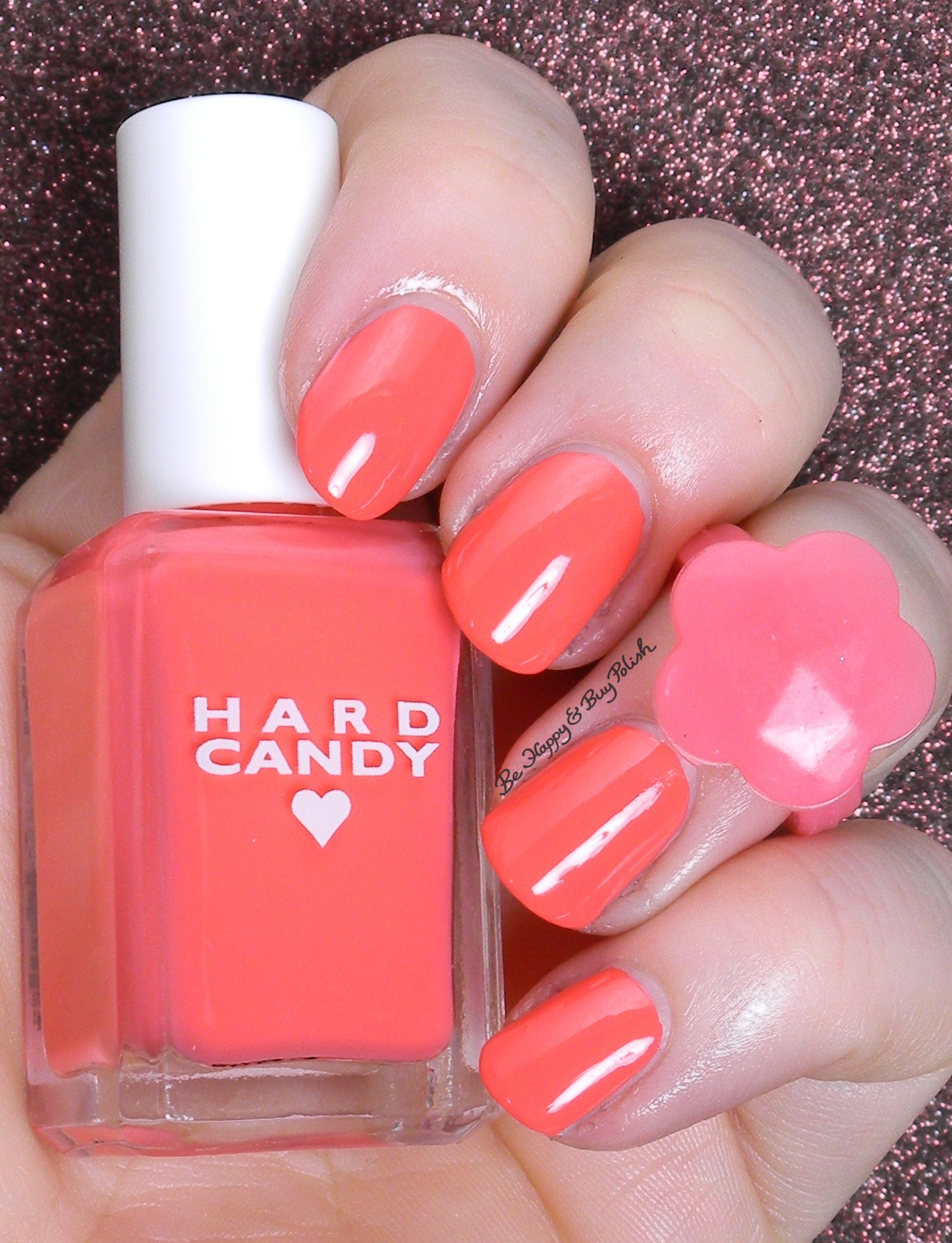 Hard Candy Tangerini And Zombie 20th Anniversary Nail Polishes Be Happy And Buy Polish