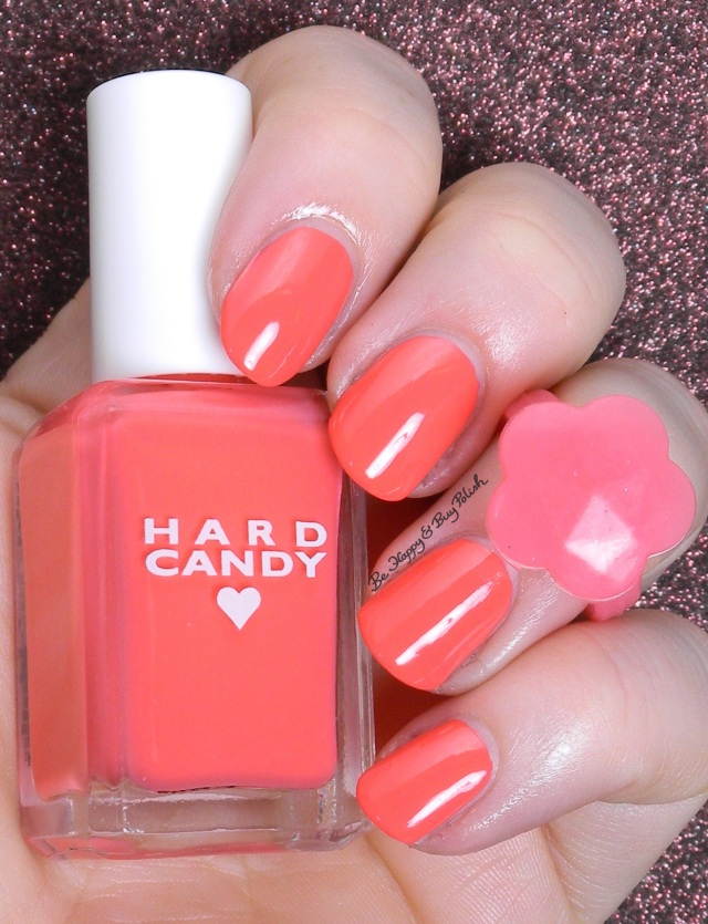 Hard Candy Tangerini | Be Happy and Buy Polish