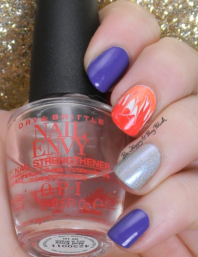 OPI Needle Drag nail art | Be Happy and Buy Polish