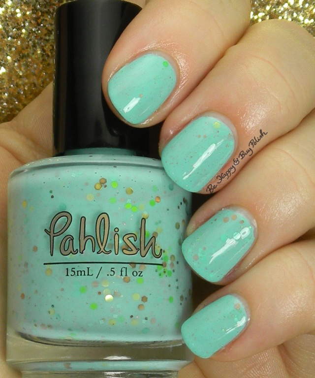 Pahlish Sea & Sky | Be Happy and Buy Polish