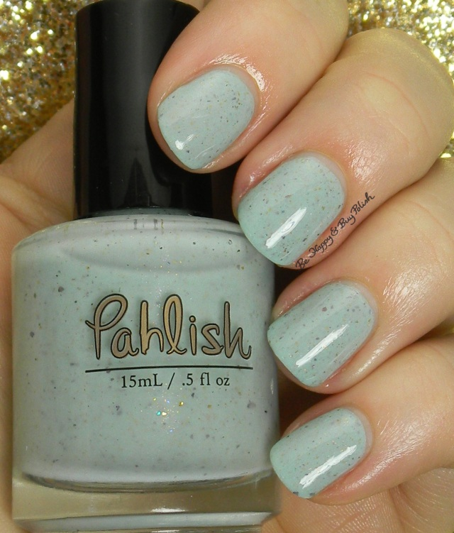 Pahlish She Sells Sea Shells | Be Happy and Buy Polish