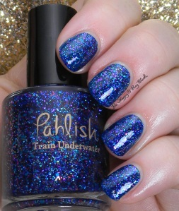 Pahlish Train Underwater | Be Happy and Buy Polish