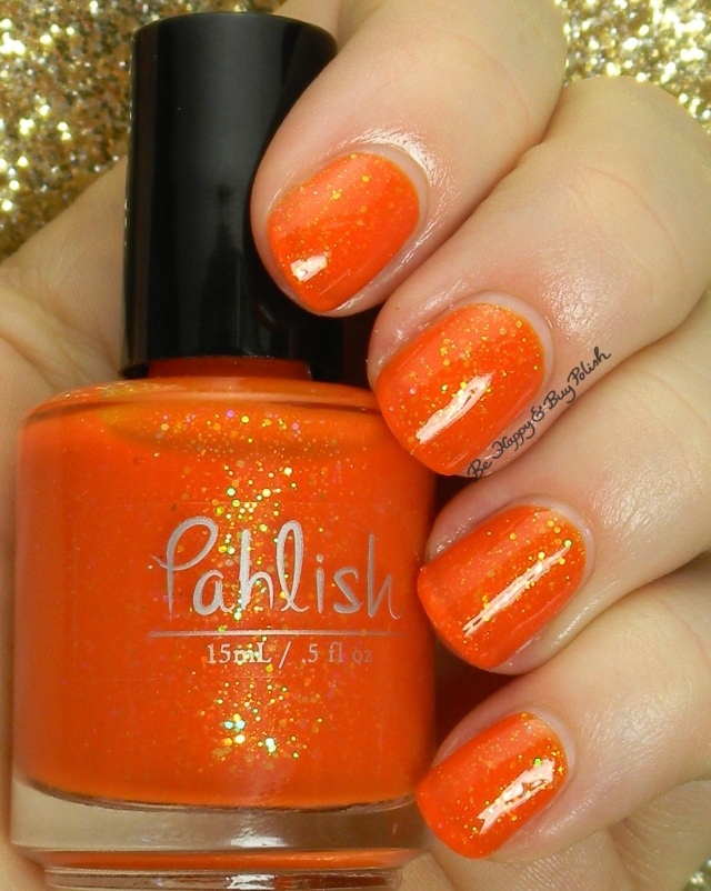 Pahlish Who Loves Orange Soda?! | Be Happy and Buy Polish