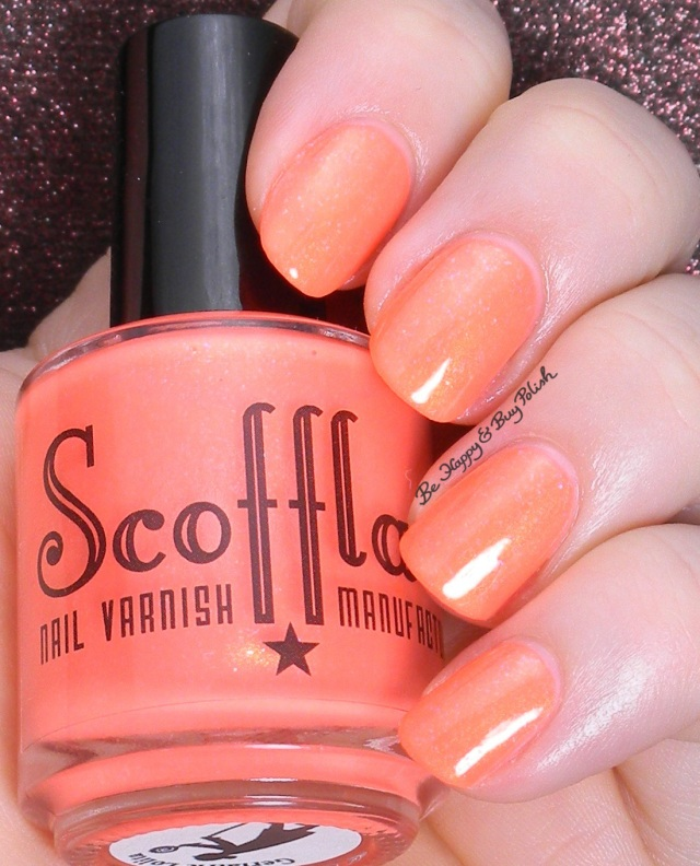 Scofflaw Nail Varnish Geriatric Lolita | Be Happy and Buy Polish