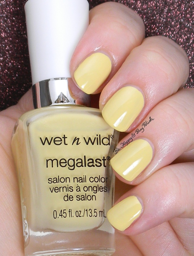 Wet N Wild Bee-U-Tiful | Be Happy and Buy Polish