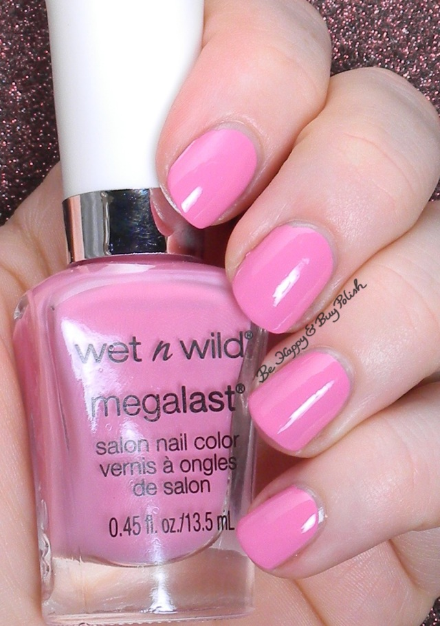 Wet N Wild Re: In Carnation | Be Happy and Buy Polish