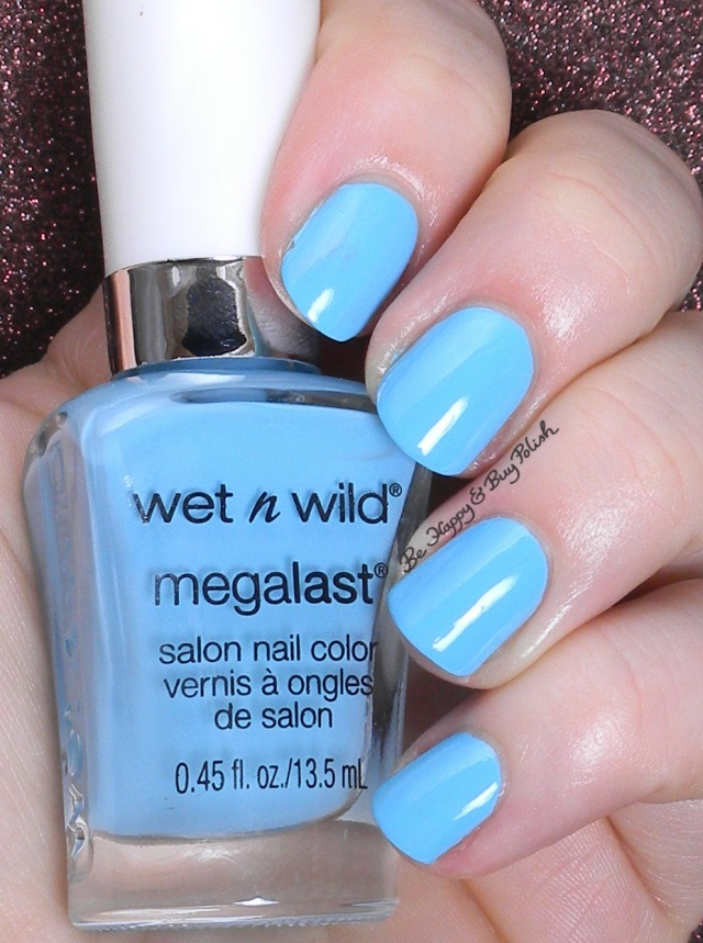 Wet N Wild Sky Me Mine | Be Happy and Buy Polish