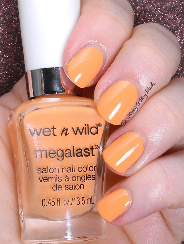 Wet N Wild Sun Settle Down | Be Happy and Buy Polish