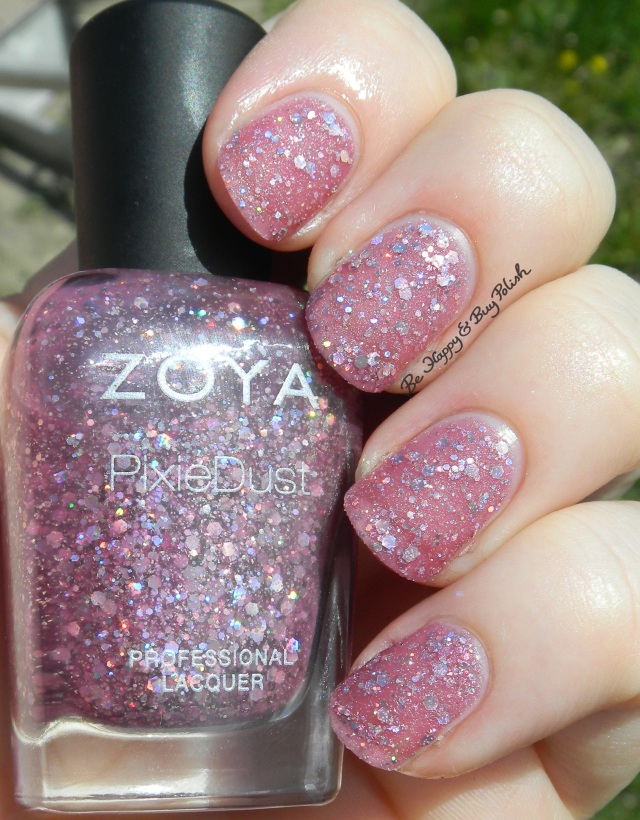 Zoya Arlo sun shot | Be Happy and Buy Polish