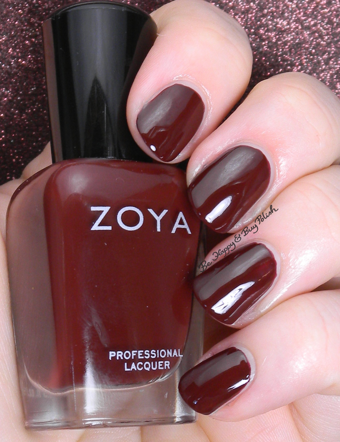 Zoya Tilda, Ling, Claire nail polish swatches | Be Happy and Buy Polish