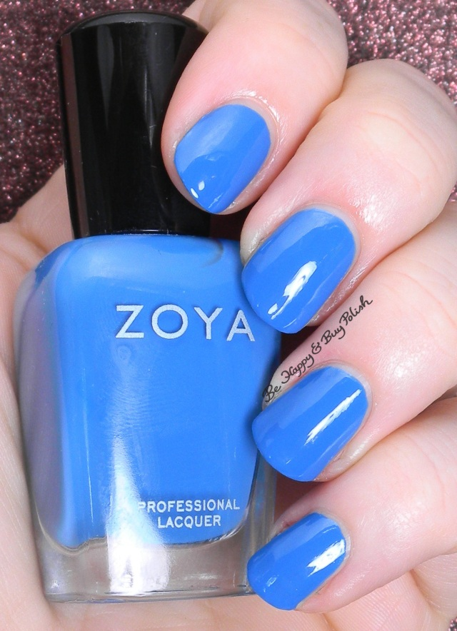 Zoya Ling | Be Happy and Buy Polish