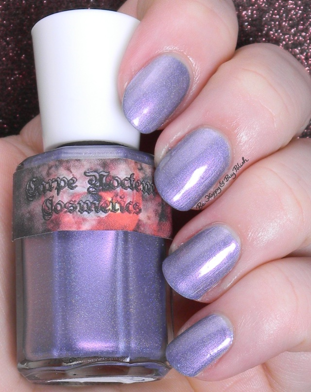 Carpe Noctem Cosmetics Calypso | Be Happy And Buy Polish