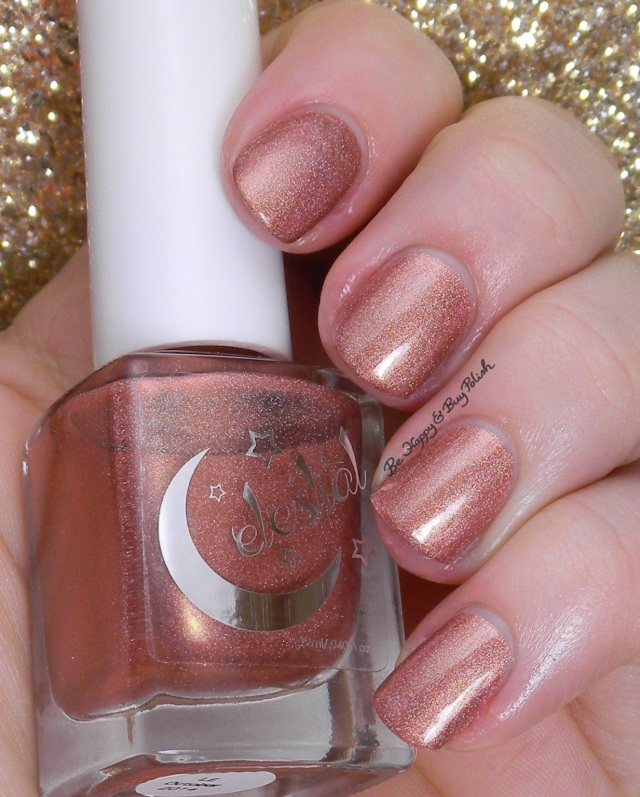 Celestial Cosmetics October 2014 | Be Happy and Buy Polish