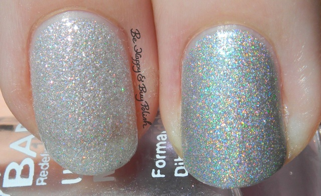 Girly Bits Bette Davis Eyes and Accidental PPV comparison sun shot | Be Happy and Buy Polish