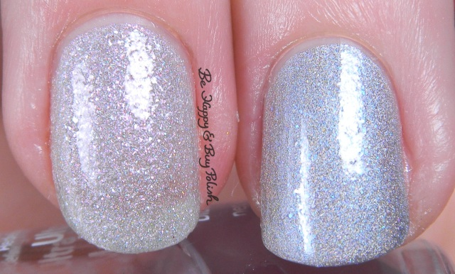 Girly Bits Bette Davis Eyes and Accidental PPV comparison | Be Happy and Buy Polish