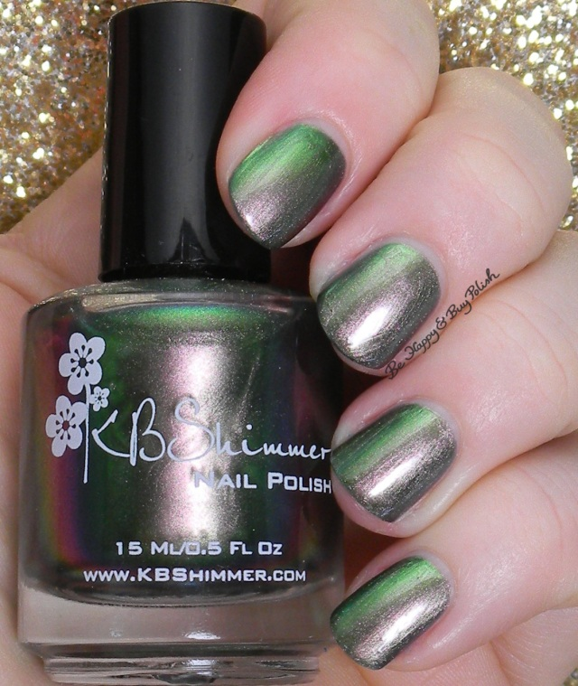 KBShimmer Urban Camo | Be Happy And Buy Polish
