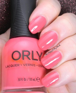 Orly First Blush | Be Happy And Buy Polish