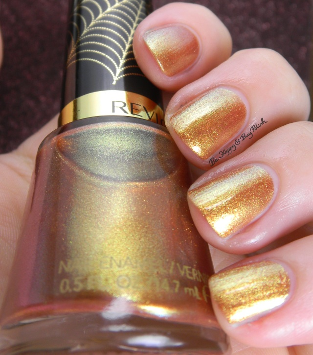 Revlon 1000 Volts color shift | Be Happy And Buy Polish