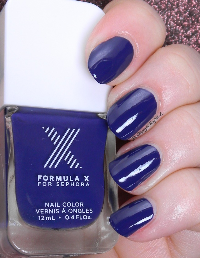 Sephora Formula X Desire | Be Happy And Buy Polish