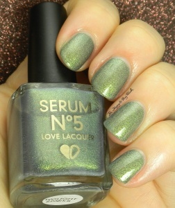 Serum No 5 Twilight Sparks | Be Happy And Buy Polish