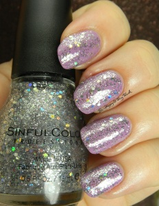 Sinful Colors Fuji Fuji over Cult Nails Love At First Sight | Be Happy And Buy Polish