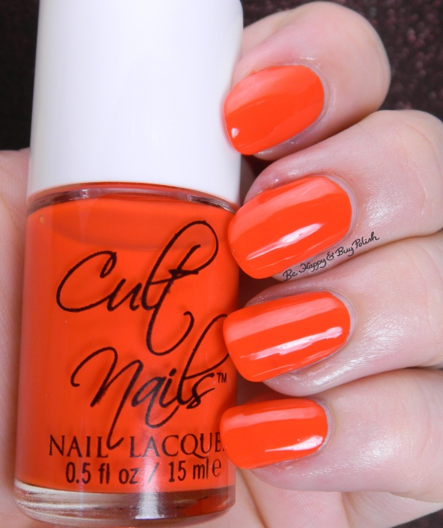 Cult Nails Ay Poppy | Be Happy And Buy Polish