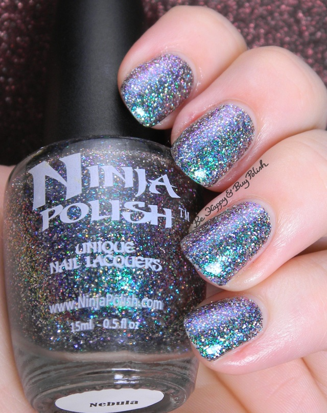 Ninja Polish Nebula | Be Happy And Buy Polish
