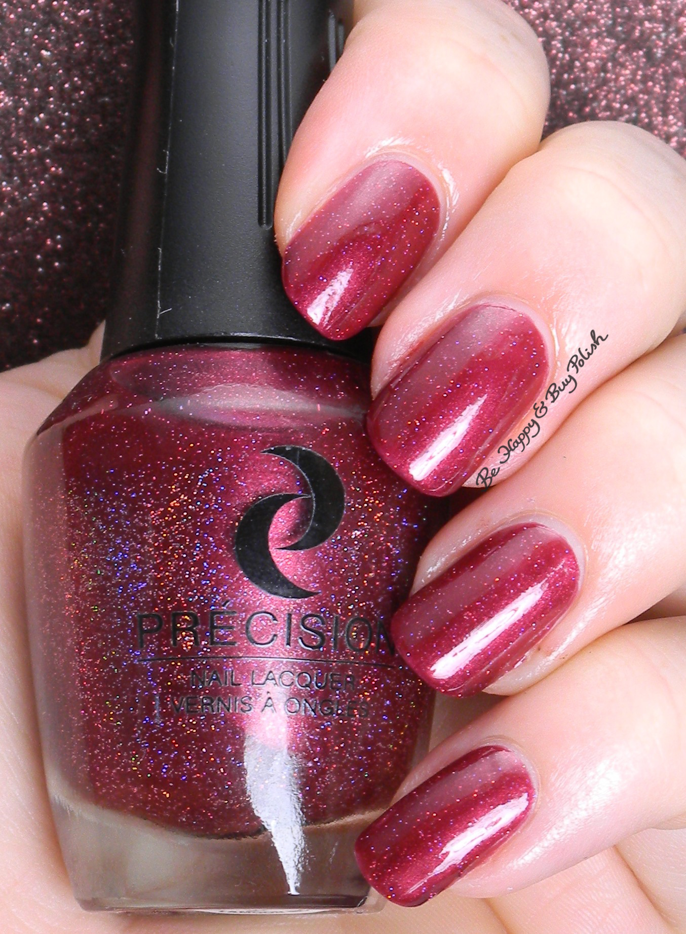 Precision | Be Happy and Buy Polish