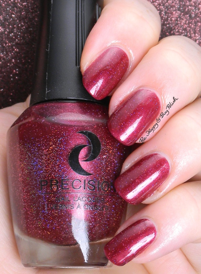 Precision Nail Lacquer Shine Wine N Dine | Be Happy And Buy Polish