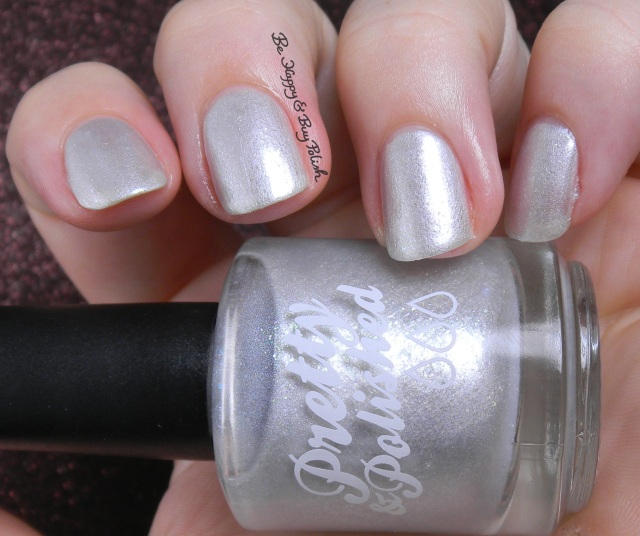 Pretty & Polished White Hot | Be Happy And Buy Polish