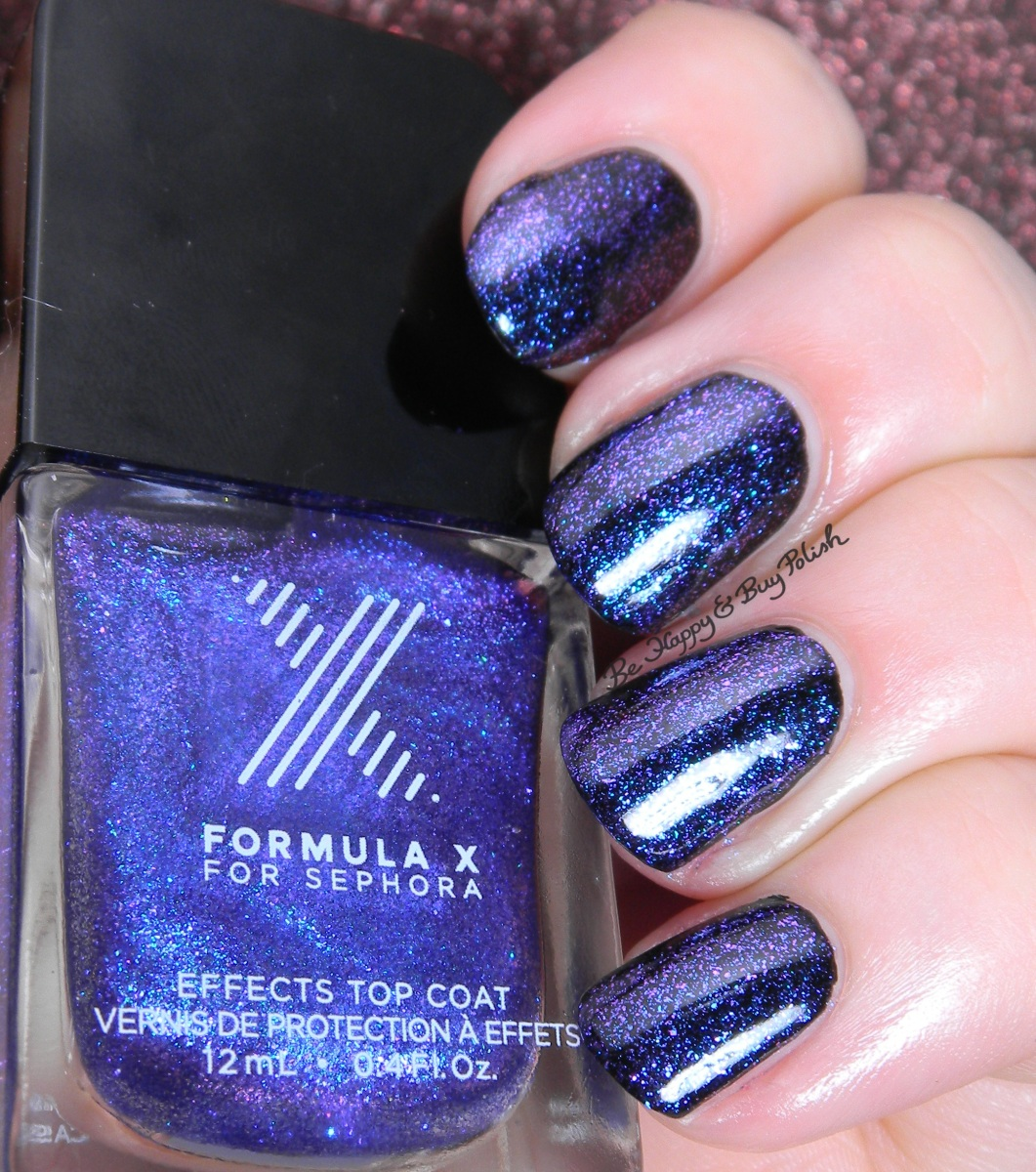 Sephora Formula X Kaleidoscope And Chroma Zone Swatch Review Be Happy And Buy Polish
