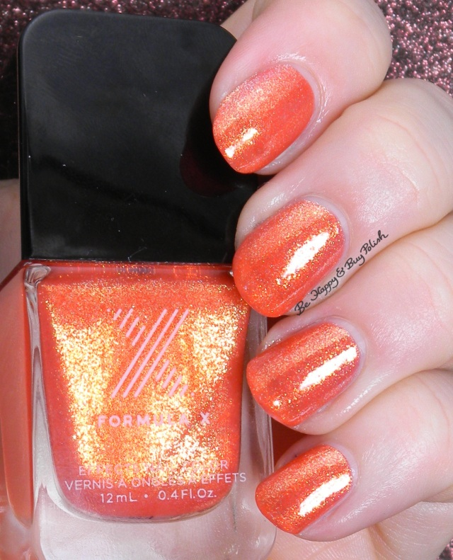 Sephora Formula X Magma | Be Happy And Buy Polish