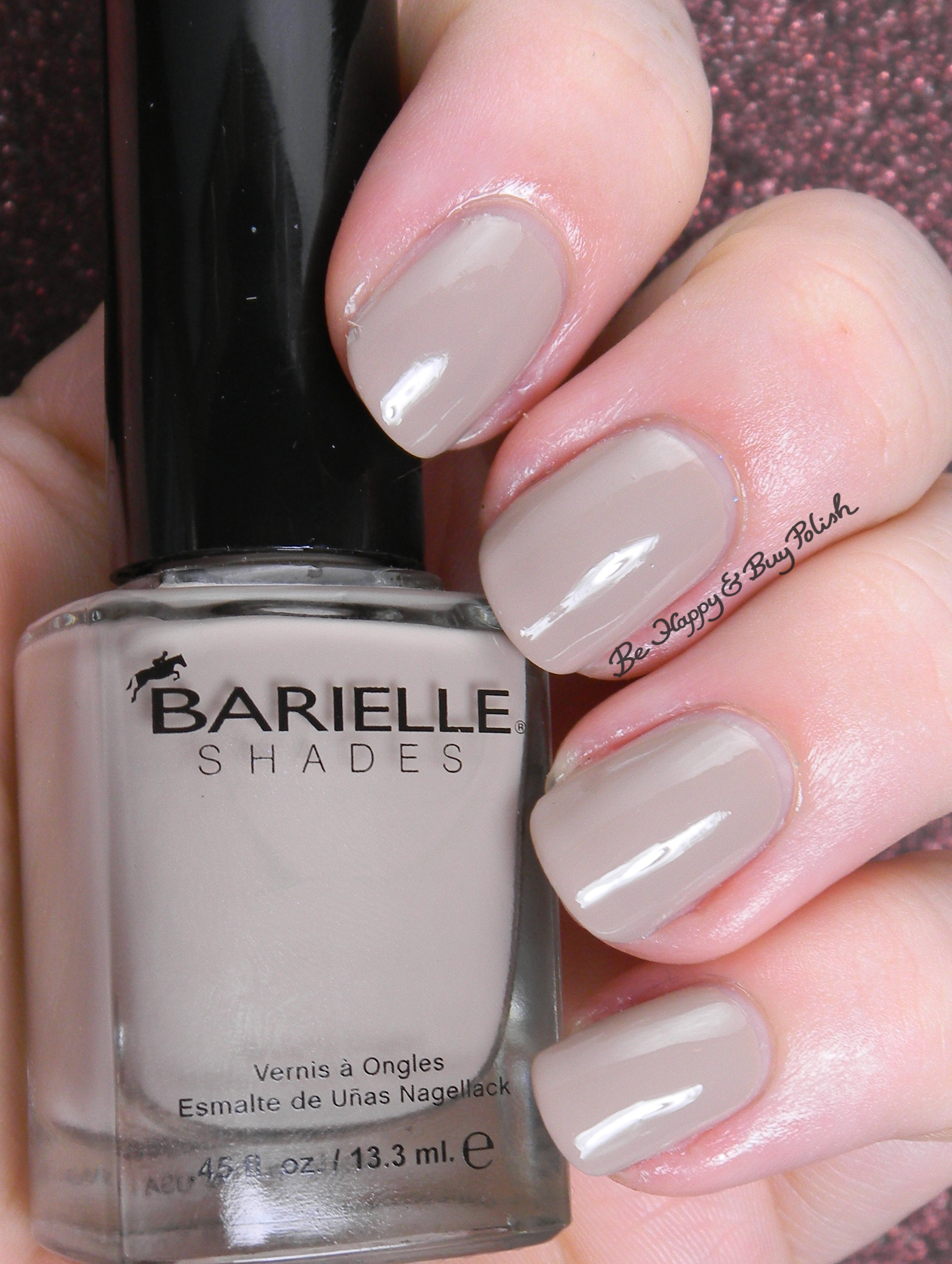 Barielle Mirror, Mirror Fall-Winter nail polish collection | Be ...
